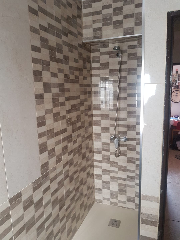 Cambio bañera plato de ducha