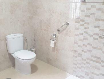 Reforma cuarto de baño adaptado